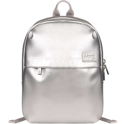 Lipault Miss Plume Extra Small Backpack Silver 86109