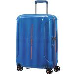 American Tourister Technum Small/Cabin 55cm Hardside Suitcase Blue Blurred 91849