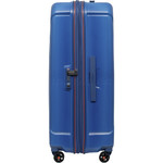 American Tourister Technum Large 77cm Hardside Suitcase Blue Blurred 89304 - 2