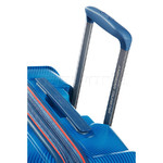 American Tourister Technum Large 77cm Hardside Suitcase Blue Blurred 89304 - 4