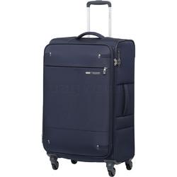Samsonite Base Boost 2 Medium 71cm Softside Suitcase Navy 09257