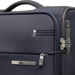 Samsonite Base Boost 2 Medium 71cm Softside Suitcase Navy 09257 - 4