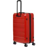 Qantas Melbourne Large 77cm Hardside Suitcase Red 97078 - 1