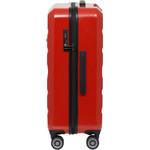 Qantas Melbourne Medium 67cm Hardside Suitcase Red 97068 - 2