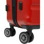 Qantas Melbourne Large 77cm Hardside Suitcase Red 97078 - 5
