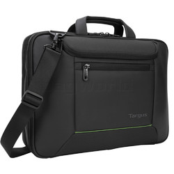 "Targus Balance Ecosmart 14.1"" Laptop & Tablet Briefcase Black BT920"