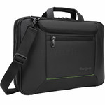 "Targus Balance Ecosmart 15.6"" Laptop & Tablet Topload Briefcase Black BT918"
