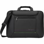"Targus Balance Ecosmart 15.6"" Laptop & Tablet Topload Briefcase Black BT918 - 1"