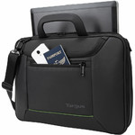 "Targus Balance Ecosmart 15.6"" Laptop & Tablet Topload Briefcase Black BT918 - 4"
