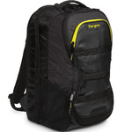 "Targus Work + Play Fitness 15.6"" Laptop & Tablet Backpack Black SB944"