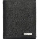 Samsonite RFID DLX Leather Slimline Wallet Black 91520