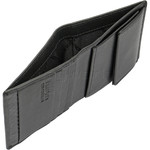 Samsonite RFID DLX Leather Slimline Wallet Black 91520 - 3
