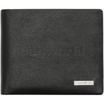 Samsonite RFID DLX Leather Wallet Black 91524