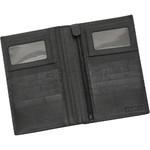 Samsonite RFID Blocking Leather Travel Wallet Black 91565 - 2