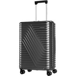 American Tourister High Rock Medium 67cm Hardside Suitcase Meteor 06208