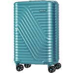 American Tourister High Rock Small/Cabin 55cm Hardside Suitcase Lagoon Blue 06207 - 1