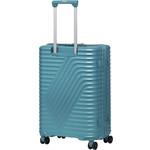 American Tourister High Rock Medium 67cm Hardside Suitcase Lagoon Blue 06208 - 2