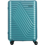 American Tourister High Rock Medium 67cm Hardside Suitcase Lagoon Blue 06208 - 3