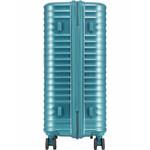 American Tourister High Rock Medium 67cm Hardside Suitcase Lagoon Blue 06208 - 5