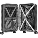 American Tourister High Rock Medium 67cm Hardside Suitcase Meteor 06208 - 6