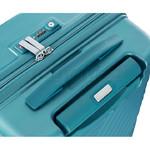 American Tourister High Rock Medium 67cm Hardside Suitcase Lagoon Blue 06208 - 8