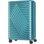 American Tourister High Rock Hardside Suitcase Set of 3 Lagoon Blue 06209, 06208, 06207 with FREE Samsonite Luggage Scale 34042 - 1