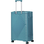 American Tourister High Rock Hardside Suitcase Set of 3 Lagoon Blue 06209, 06208, 06207 with FREE Samsonite Luggage Scale 34042 - 2