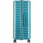 American Tourister High Rock Hardside Suitcase Set of 3 Lagoon Blue 06209, 06208, 06207 with FREE Samsonite Luggage Scale 34042 - 4