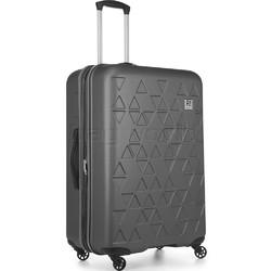 Revelation Echo Max Large 77cm Hardside Suitcase Charcoal 43415