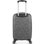 Revelation Echo Max Small/Cabin 56cm Hardside Suitcase Charcoal 43458 - 1