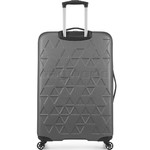 Revelation Echo Max Large 77cm Hardside Suitcase Charcoal 43415 - 1