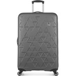 Revelation Echo Max Large 77cm Hardside Suitcase Charcoal 43415 - 2