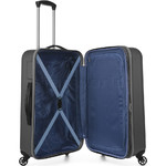 Revelation Echo Max Medium 67cm Hardside Suitcase Charcoal 43416 - 3