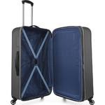 Revelation Echo Max Large 77cm Hardside Suitcase Charcoal 43415 - 3