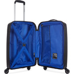 Revelation Tobago Small/Cabin 56cm Hardside Suitcase Black TOB56 - 3