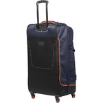 High Sierra AT Pivot Large 76cm 4 Wheel Spinner Duffel Navy 88249 - 1