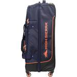 High Sierra AT Pivot Large 76cm 4 Wheel Spinner Duffel Navy 88249 - 2