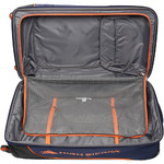 High Sierra AT Pivot Large 76cm 4 Wheel Spinner Duffel Navy 88249 - 4