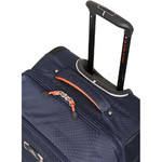 High Sierra AT Pivot Large 76cm 4 Wheel Spinner Duffel Navy 88249 - 5