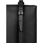 Lipault Plume Elegance Leather Multi Pouch Bag Black 05384 - 4