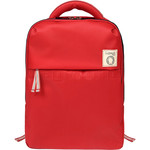 "Lipault IDLF Capsule Medium 15"" Laptop Backpack Red 86121"
