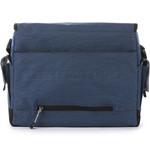 """Antler Urbanite Evolve 15.4"""" Laptop & Tablet Messenger Bag Navy 42943 - 1"""