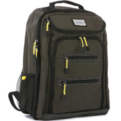 "Antler Urbanite Evolve 15.6"" Laptop & Tablet Backpack Khaki 42944"