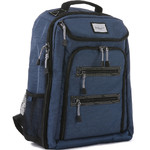 "Antler Urbanite Evolve 15.6"" Laptop & Tablet Backpack Navy 42944"