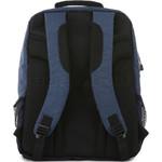 "Antler Urbanite Evolve 15.6"" Laptop & Tablet Backpack Navy 42944 - 1"