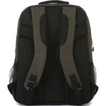 "Antler Urbanite Evolve 15.6"" Laptop & Tablet Backpack Khaki 42944 - 1"