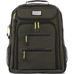 "Antler Urbanite Evolve 15.6"" Laptop & Tablet Backpack Khaki 42944 - 2"