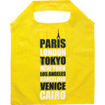 GO Travel The Shopper Bag Yellow GO870