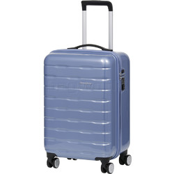 Samsonite Spin Trunk Small/Cabin 55cm Hardside Suitcase Ice Blue 77511