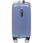 Samsonite Spin Trunk Small/Cabin 55cm Hardside Suitcase Ice Blue 77511 - 2